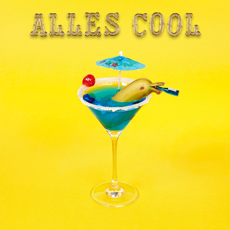 Cover - Alles Cool