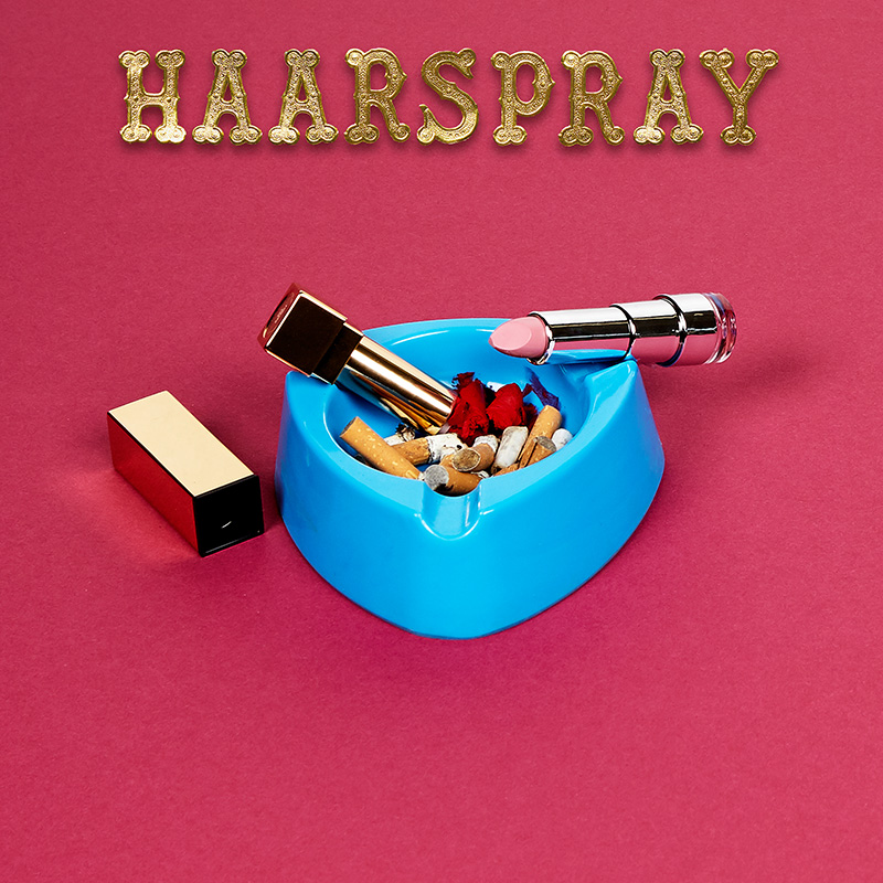 Cover -Haarspray